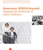 Insurance 2020 & beyond: Reaping the dividends of cyber resilience
