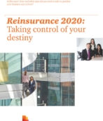 Reinsurance 2020: Taking control of your destiny