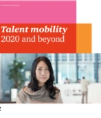 Talent mobility: 2020 and beyond