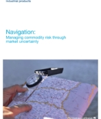Navigation: Managing commodity risk through market uncertainty