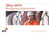 Mine 2014: Realigning expectations