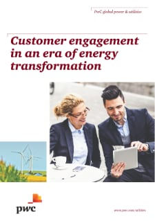 Customer engagement in an era of energy transformation