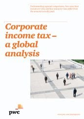 Corporate income tax – a global analysis