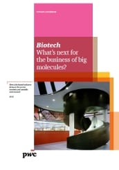 How is the biotech industry faring in the current economic and scientific environment?