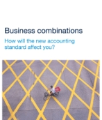 Business combinations: How will the new accounting standard affect you?