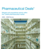 Pharmaceutical Deals: Mergers and acquisitions activity within  the Turkish pharmaceutical market