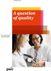 A question of quality: Citizens Jury on quality in the NHS - Full report