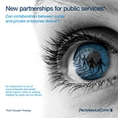 New partnerships for public services
