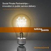 Social Private Partnerships - Innovation in public service delivery