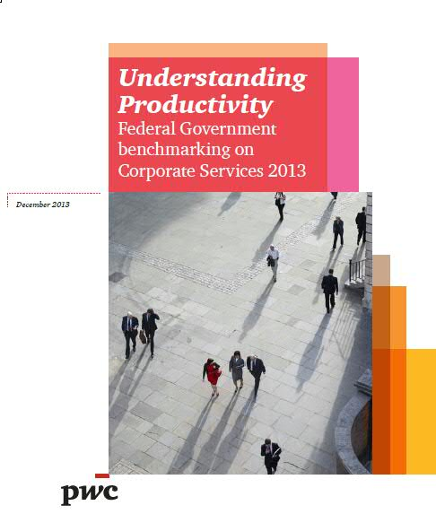 Understanding Productivity: Federal Government Benchmarking on Corporate Services