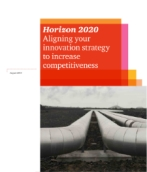 Horizon 2020 – Aligning your innovation strategy to increase competitiveness