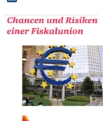 Opportunities and risks of a fiscal union (German)