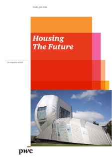 Housing the future, the corporation in 2050