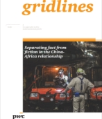 Gridlines − Separating fact from fiction in the China-Africa relationship