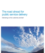 The road ahead for public service delivery: delivering on the customer promise