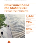 Government and the Global CEO: Fit for their Futures