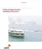 Cities of Opportunity: Building the future