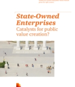 State-owned enterprises: Catalysts for public value creation?