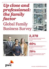 PwC Family Business Survey 2012
