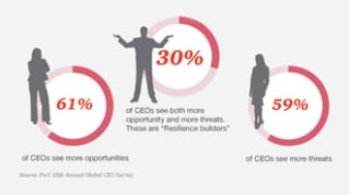 Redefining risk in a changing world: Perspectives from PwC's 19th Annual Global CEO Survey