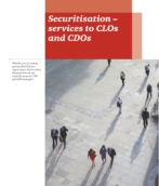 Structured finance: Securitisation services to CLOs and CDOs