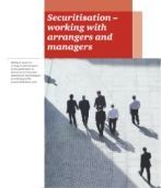 Structured finance: Securitisation working with arrangers and managers