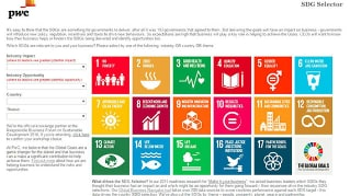 At last… a free online tool that makes the SDGs manageable for business