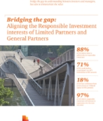 Bridging the gap: Aligning the Responsible Investment interests of Limited Partners and General Partners