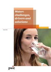 Water: Challenges, drivers and solutions