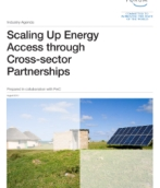 Scaling Up Energy Access through Cross-sector Partnerships