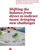 Shifting the balance: From direct to indirect taxes