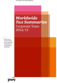 Worldwide Tax Summaries Corporate Taxes 2012/13