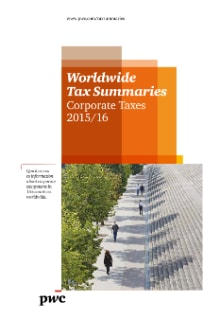 Worldwide tax summary