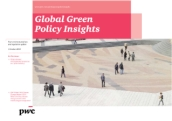Global Green Policy Insights (Oct 2013)