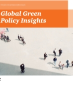 Global Green Policy Insights: 2013 June
