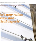 Russia's new rules: Overview and practical aspects