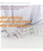 Transfer pricing symptoms of chronic industry challenges