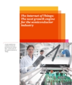 The Internet of Things: The next growth engine for the semiconductor industry