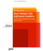 PwC 100 Software leader