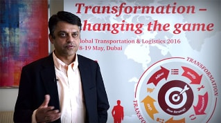 Which key themes will influence the future of transportation and logistics industry?