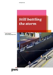 Global Shipping Benchmarking Analysis 2013  ̶  Still Battling the Storm