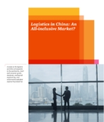 A review and outlook for China's logistics industry: PwC