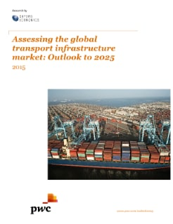 Capital project and infrastructure spending: Outlook to 2025
