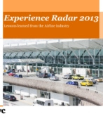 Experience Radar 2013: Lessons learned from the Airline industry