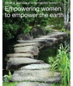 Empowering women to empower the earth