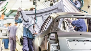 Cash for Change: Working Capital Trends in the Automotive Sector