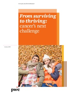 From surviving to thriving: cancer's next challenge
