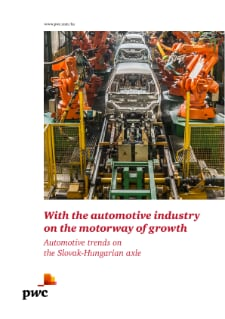 With the automotive industry on the motorway of growth