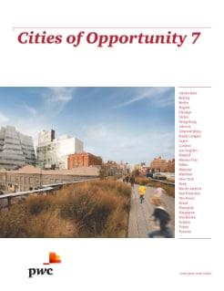 Cities of Opportunity 7