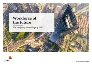 Workforce of the future: the competing forces shaping 2030